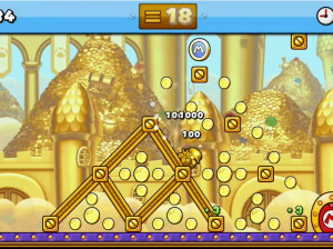 Mario vs Donkey Kong : Tipping Stars - 3DS