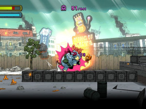 Tembo The Badass Elephant - PS4
