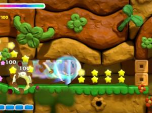 Kirby et le Pinceau Arc-en-Ciel (Wii U)
