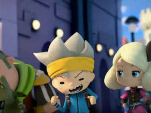 The Snack World - 3DS