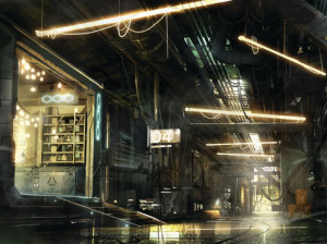 Deus Ex : Mankind Divided - PC