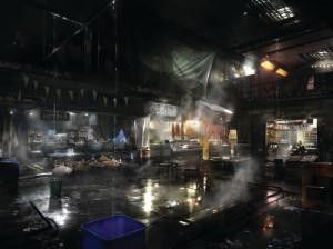 Deus Ex : Mankind Divided - PS4