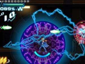 Azure Striker Gunvolt - 3DS