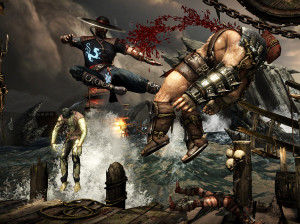 Mortal Kombat X - PS3