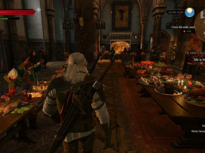 The Witcher III : Wild Hunt - PS4