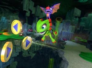 Yooka-Laylee - Wii U