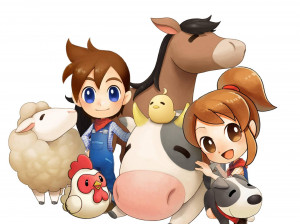 Harvest Moon : La Vallée Perdue - 3DS