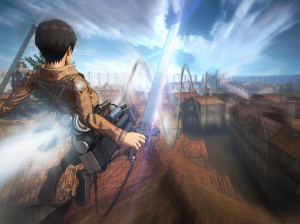 Attack On Titan : Wings of Freedom - PS3