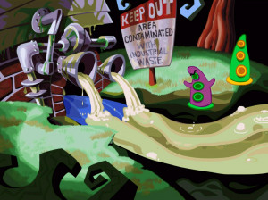 Day of the Tentacle : Special Edition - PSVita