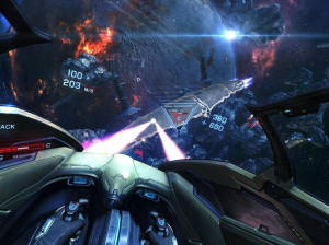 EVE : Valkyrie - PS4