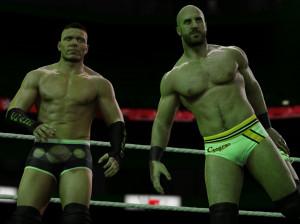 WWE 2K16 - PS3