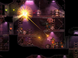 SteamWorld Heist - 3DS