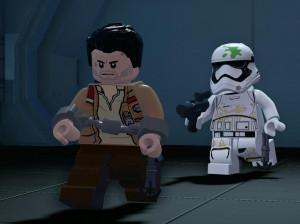 LEGO Star Wars VII : Le Réveil de la Force - PSVita