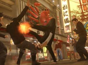 Yakuza Zero : The Place of Oath - PS4