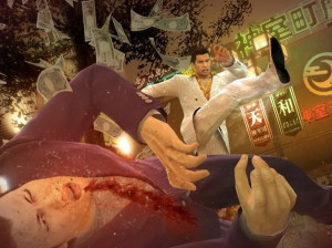 Yakuza Zero : The Place of Oath - PS4