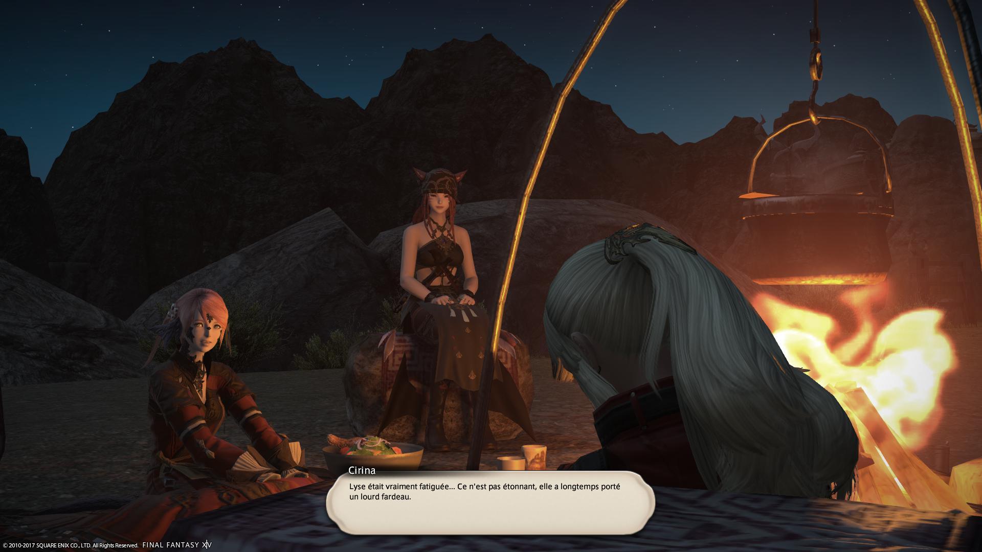 Final Fantasy XIV : Stormblood - PS4