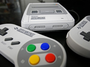 Super Nes Classic Mini - Super Nintendo