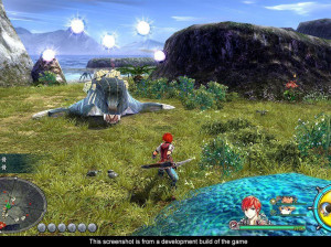 Ys VIII : Lacrimosa of Dana - PS4