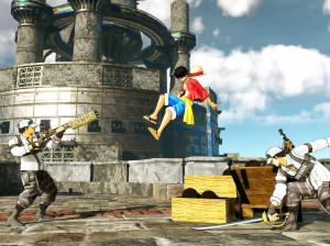 One Piece : World Seeker - PS4
