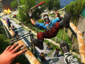 Dying Light Bad Blood - PS4