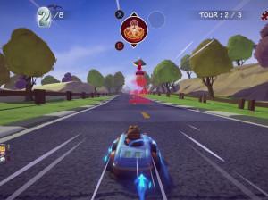 Garfield Kart : Furious Racing - PC