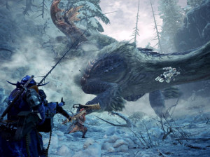 Monster Hunter World : Iceborne - PS4