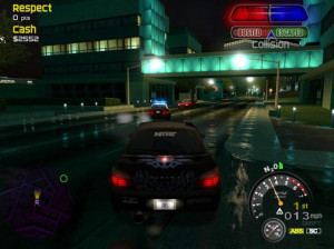 SRS: Street Racing Syndicate - Gamecube