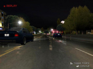 SRS: Street Racing Syndicate - Xbox