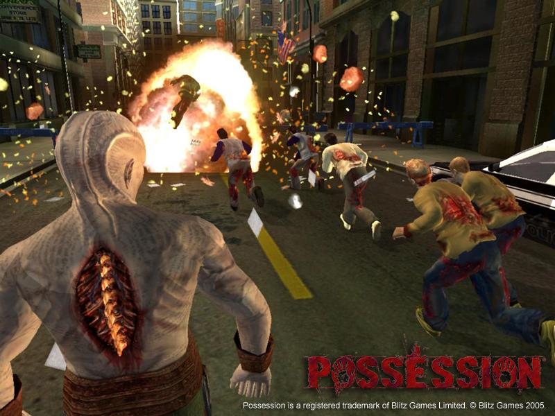 Possession - PS3