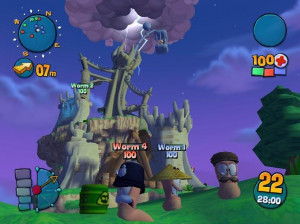 Worms 4 : Mayhem - PS2