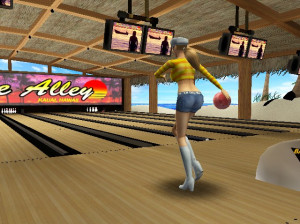 Black Market Bowling - PS2