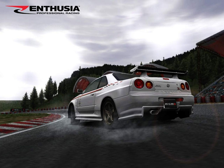 Enthusia Professional Racing - PS2