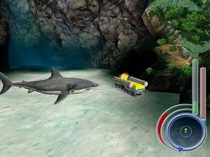 Les Dents de la mer - Xbox