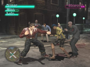 Beat Down : Fists of Vengeance - Xbox