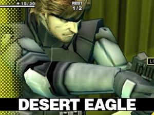 Metal Gear Acid 2 - PSP