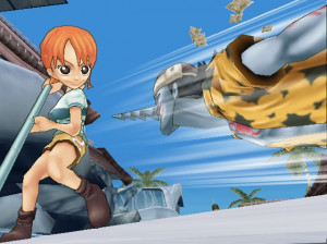 One Piece Grand Battle Rush - PS2