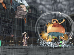 One Piece Grand Battle Rush - Gamecube