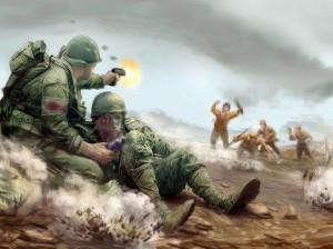 Medal of Honor : Faucons de Guerre - Gamecube