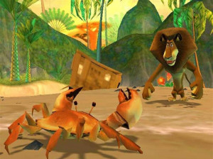 Madagascar - Gamecube