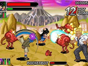 Dragon Ball GT : Transformation - GBA