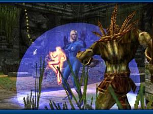 Les Quatre Fantastiques - Gamecube
