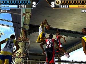 NBA Street : Showdown - PSP