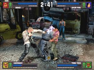 Urban Reign - PS2