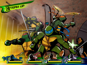 Teenage Mutant Ninja Turtles 3 : Mutant Nightmare - PS2