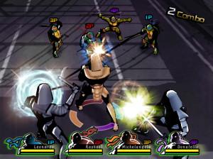 Teenage Mutant Ninja Turtles 3 : Mutant Nightmare - DS