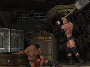 WWE SmackDown ! Vs. RAW 2006 - PS2