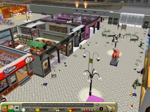 Shopping Centre Tycoon - PC