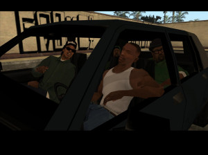 Grand Theft Auto : San Andreas - PC