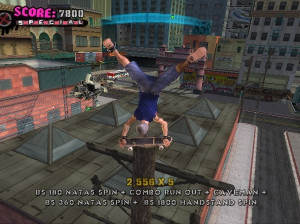 Tony Hawk's American Wasteland - PS2