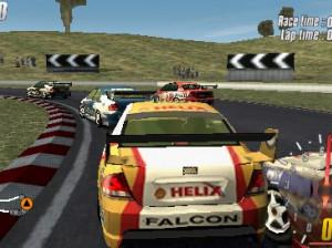 TOCA Race Driver 2 : The Ultimate Racing Simulator - PSP